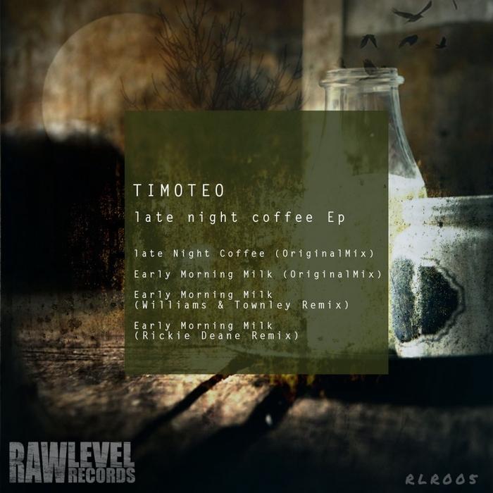 TIMOTEO - Late Night Coffee EP