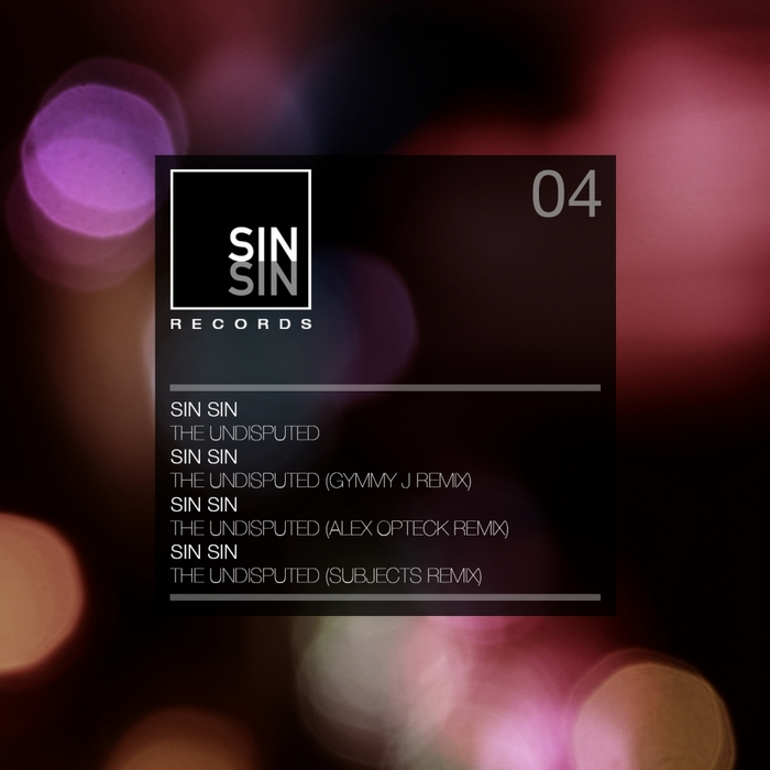SIN SIN - The Undisputed