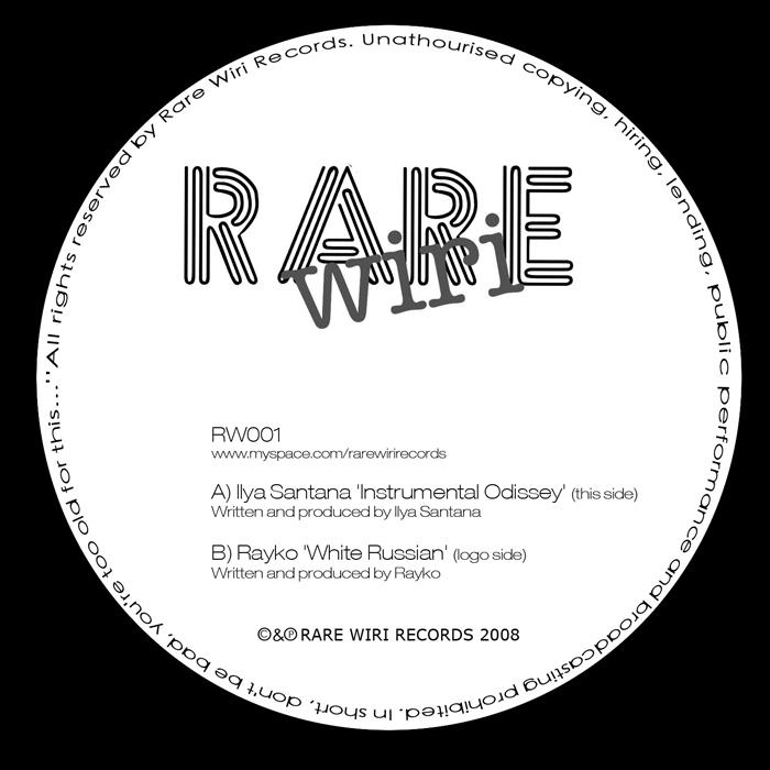 RAYKO - Elektroboogie EP