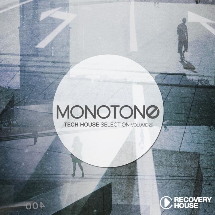 VARIOUS - Monotone Vol 26 Tech House Selection