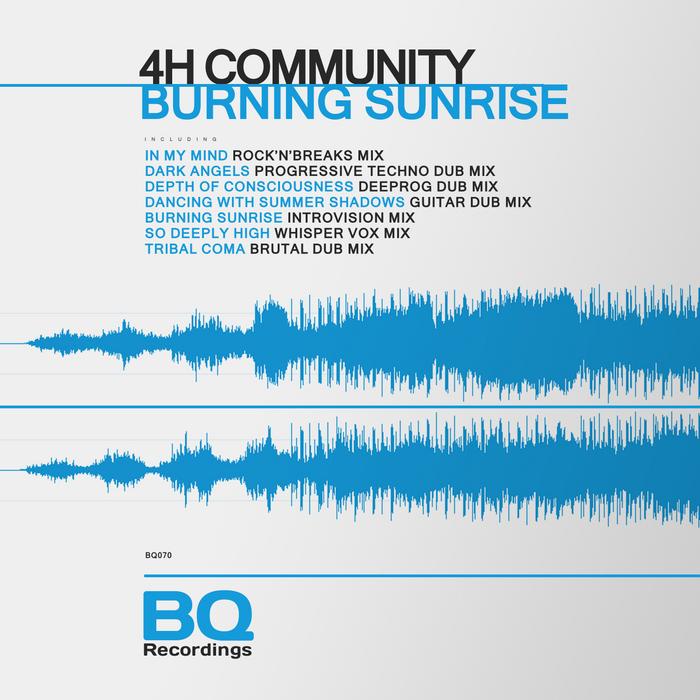 4H COMMUNITY - Burning Sunrise