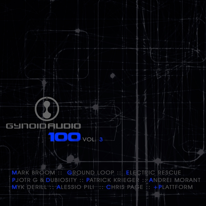 VARIOUS - Gynoid Audio 100 Vol 3