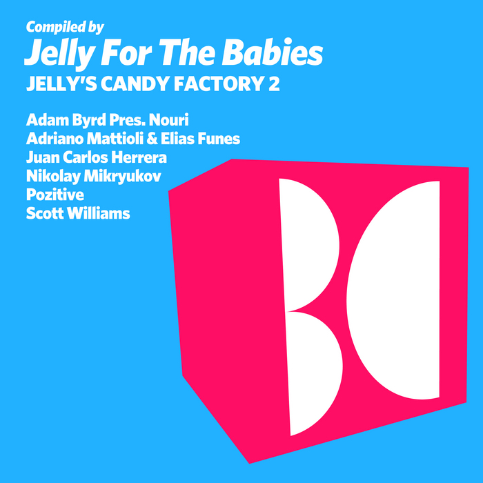 VARIOUS - Jelly's Candy Factory 2