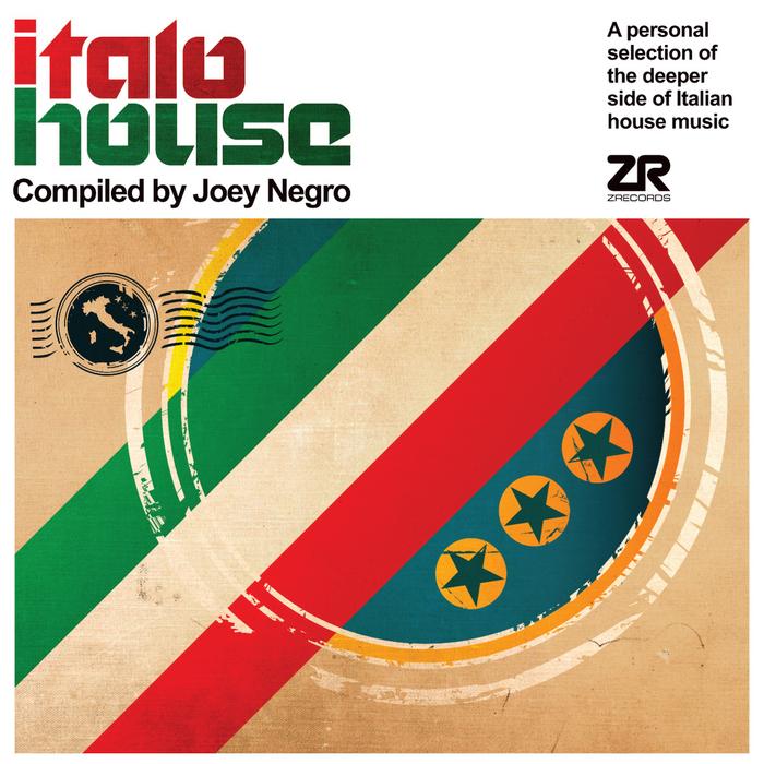 JOEY NEGRO/VARIOUS - Italo House