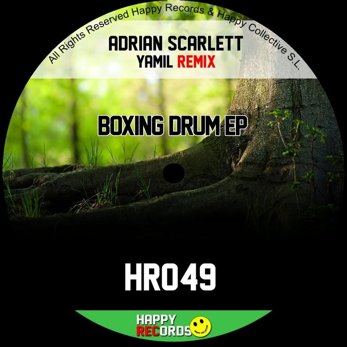 SCARLETT, Adrian - Boxing Drum EP