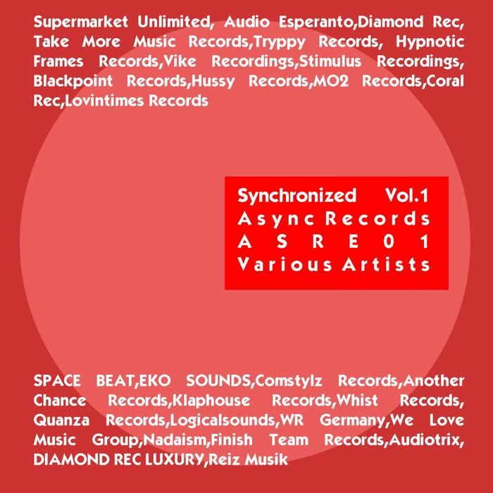 VARIOUS - Synchronized Vol 1