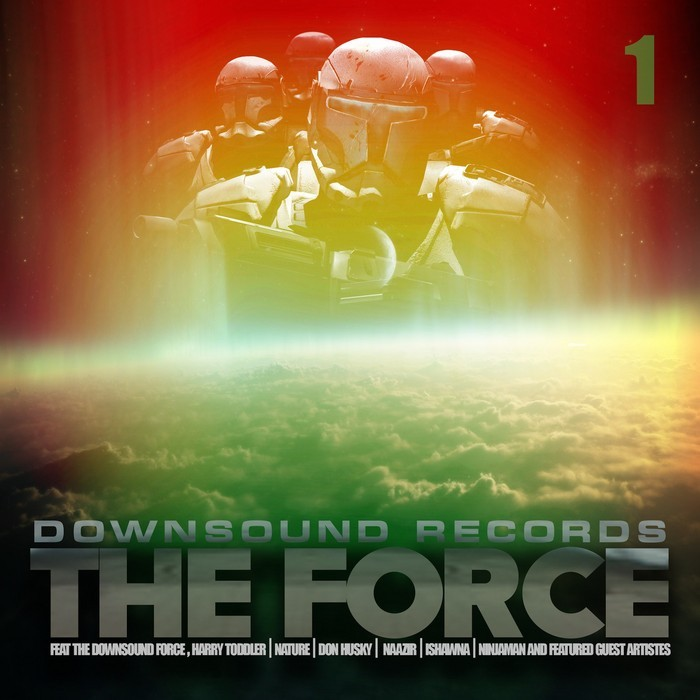 VARIOUS - Downsound Records: The Force 1