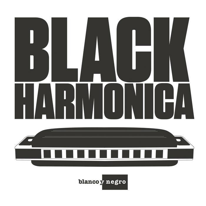 J JEFFERSON - Black Harmonica