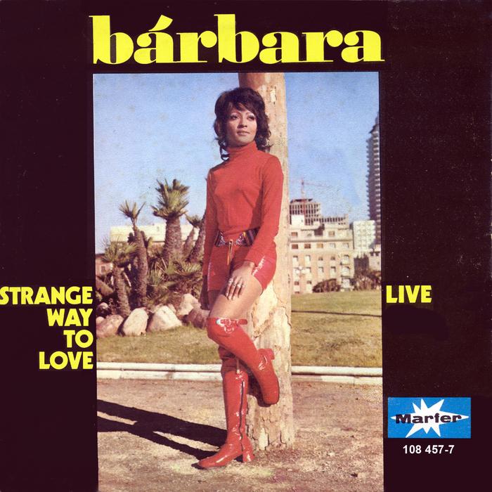 POTTS, Barbara - Strange Way To Love