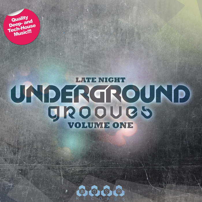 VARIOUS - Late Night Underground Grooves Vol 1