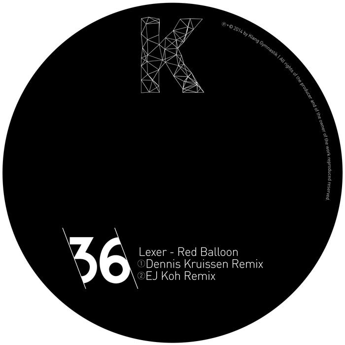 LEXER - Red Balloon (The Remixes)