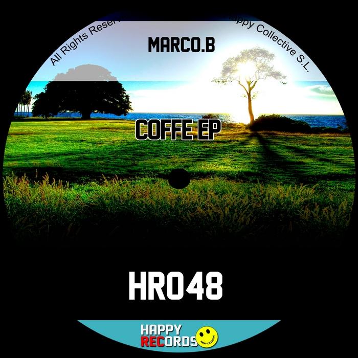 MARCOB - Coffe EP