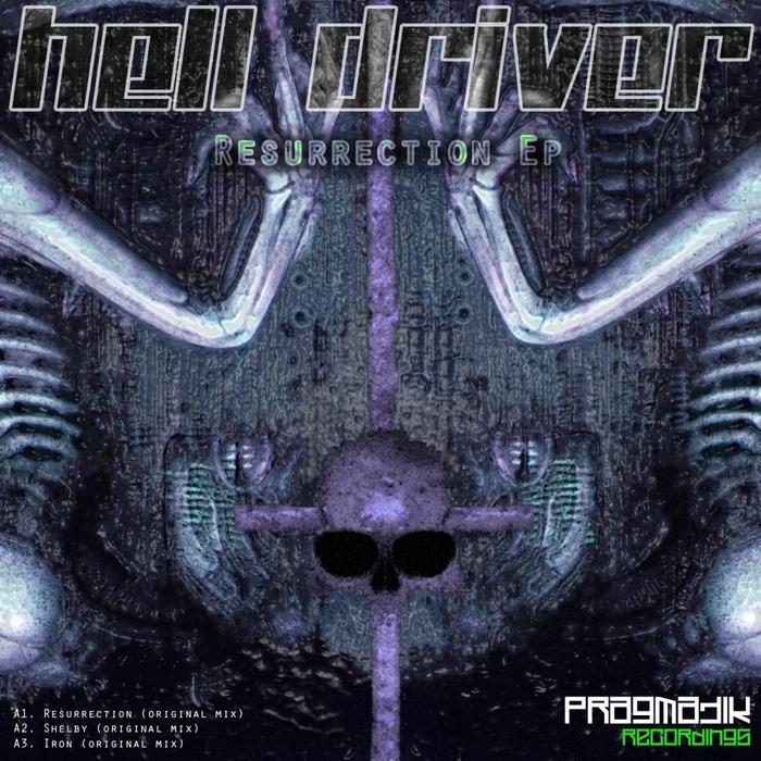 HELL DRIVER - Resurrection EP
