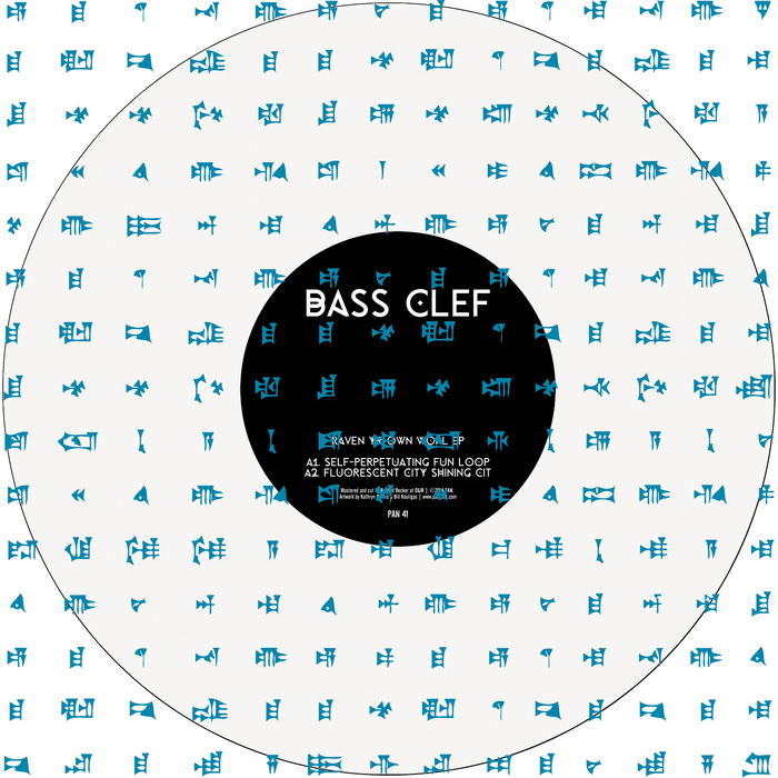 BASS CLEF - Raven Yr Own Worl