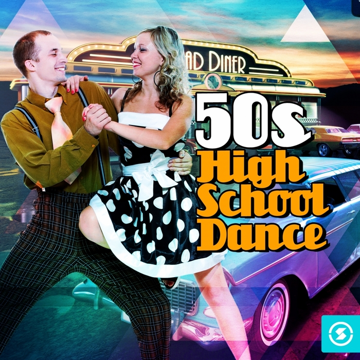 VARIOUS - 50s High School Dance Music