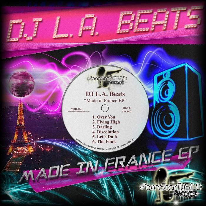 DJ LA BEATS - Made In France EP