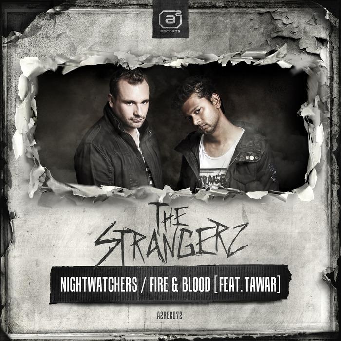 STRANGERZ, The - Nightwatchers EP