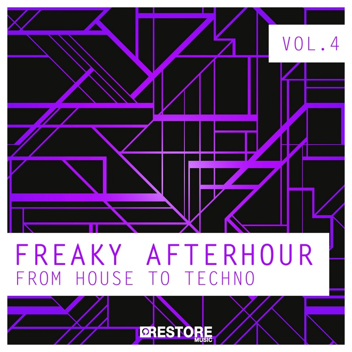 VARIOUS - Freaky Afterhour - From House To Techno Vol 4
