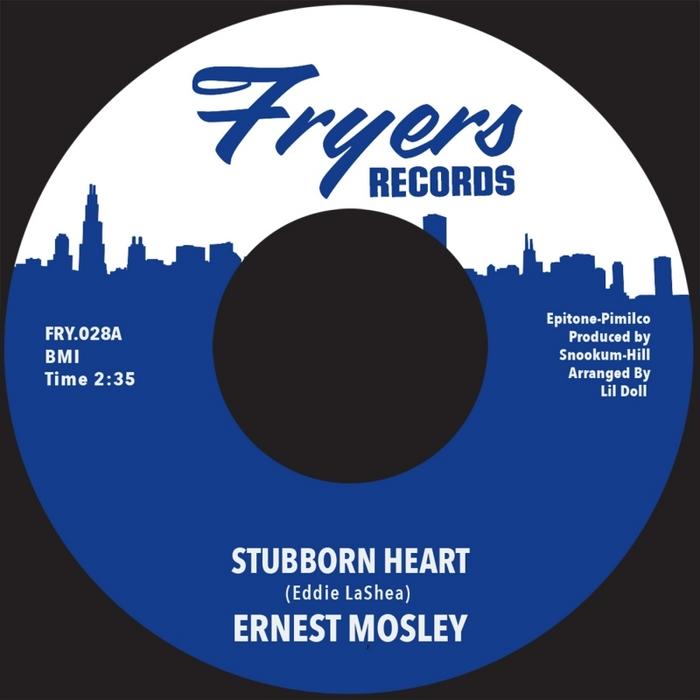 MOSLEY, Ernest - Stubborn Heart