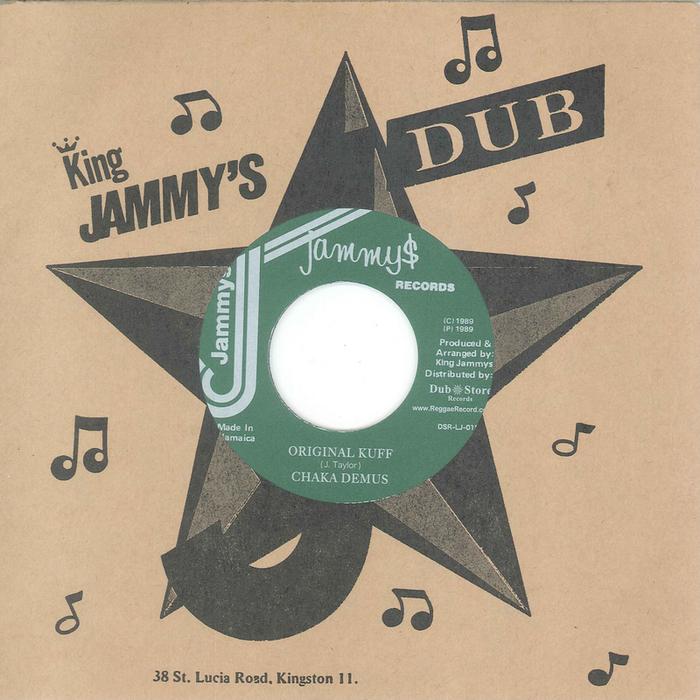 CHAKA DEMUS - Original Kuff / Original Kuff Version