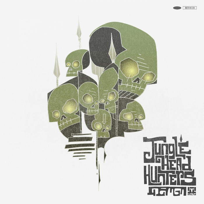VARIOUS - Jungle Headhunters EP