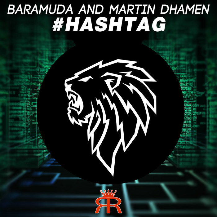 BARAMUDA/MARTIN DHAMEN - Hashtag