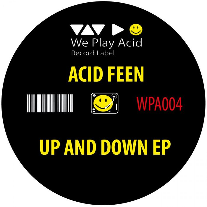 ACID FEEN - Up & Down EP