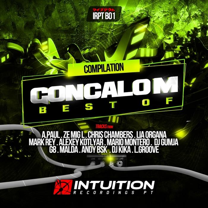 GONCALO M/VARIOUS - Goncalo M Best Of