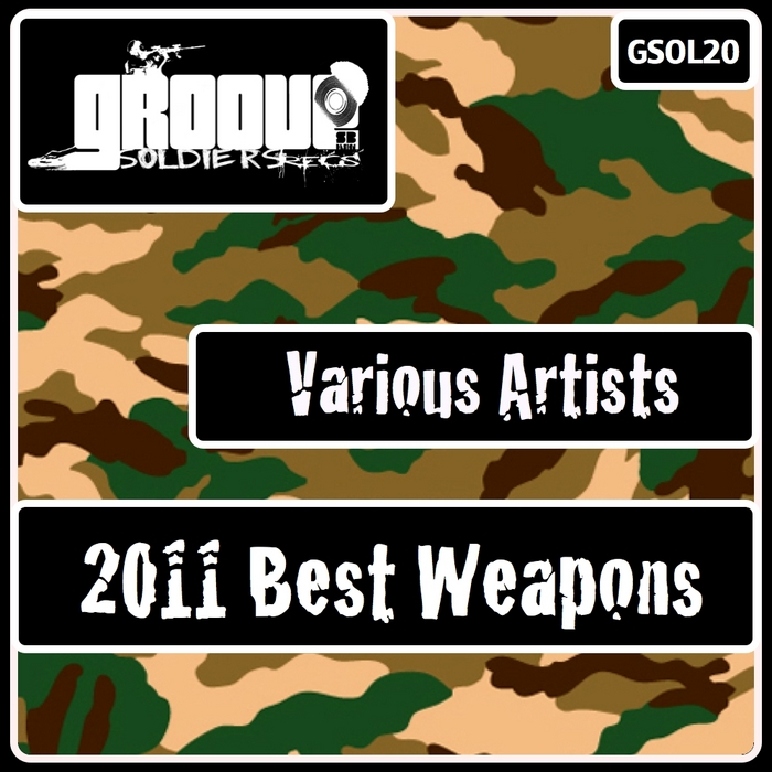 VARIOUS - 2011 Best Weapons