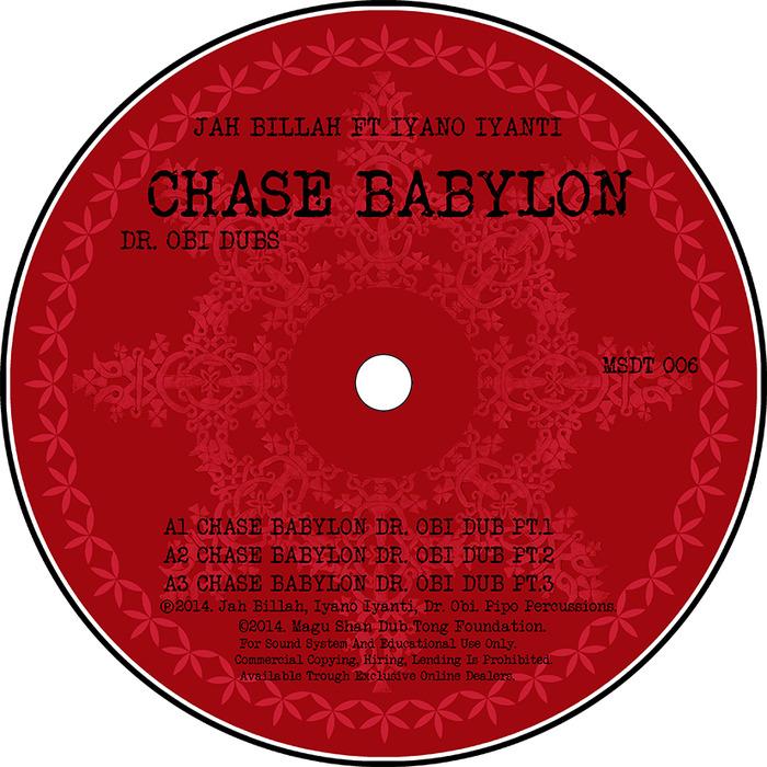 BILLAH, Jah feat IYANO IYANTI - Chase Babylon (Dr Obi Dubs)