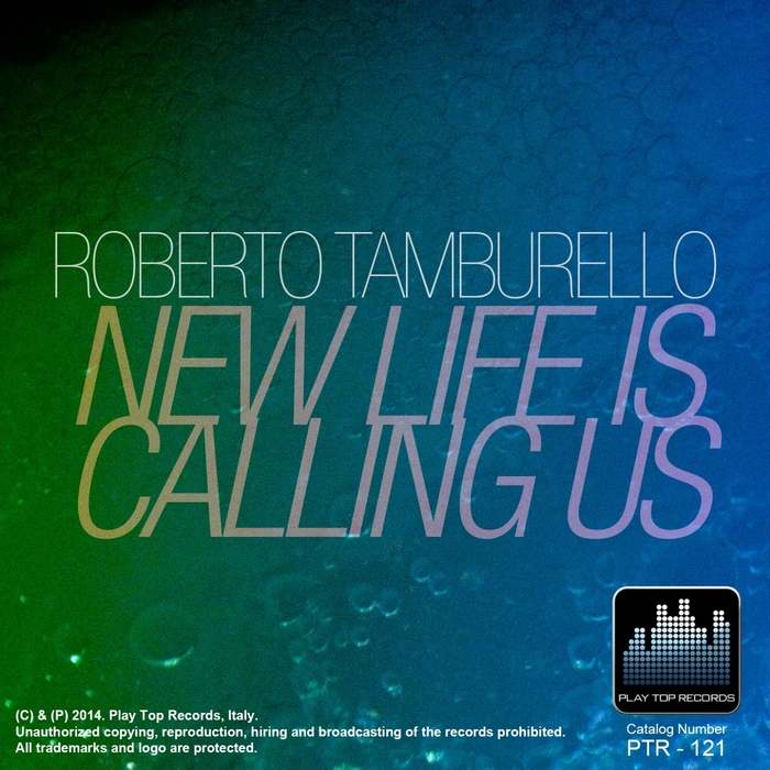 TAMBURELLO, Roberto - New Life Is Calling Us
