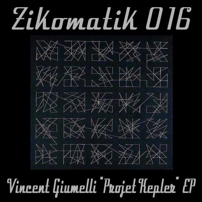 GIUMELLI, Vincent - Projet Kepler