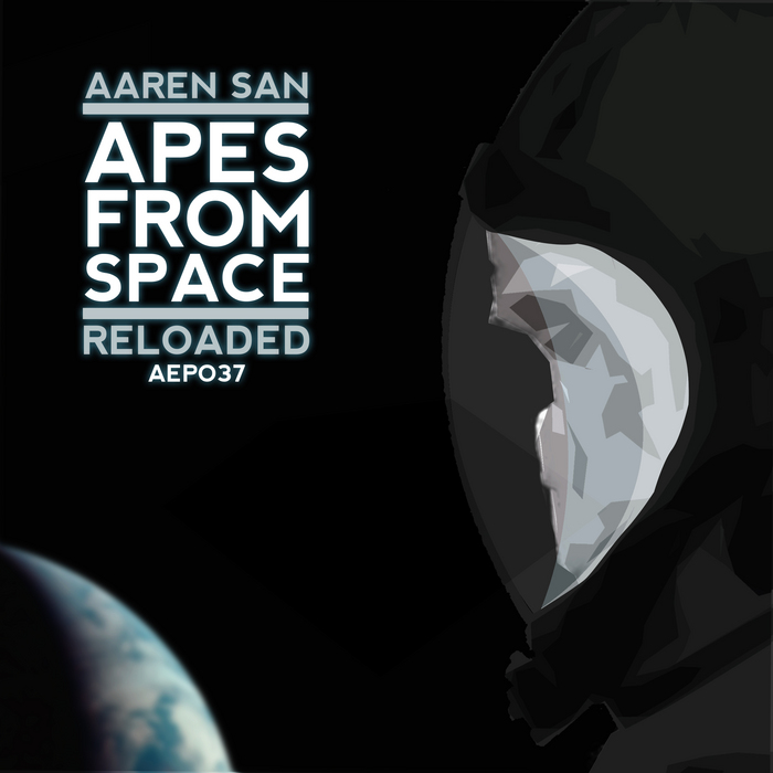 SAN, Aaren - Apes From Space Reloaded