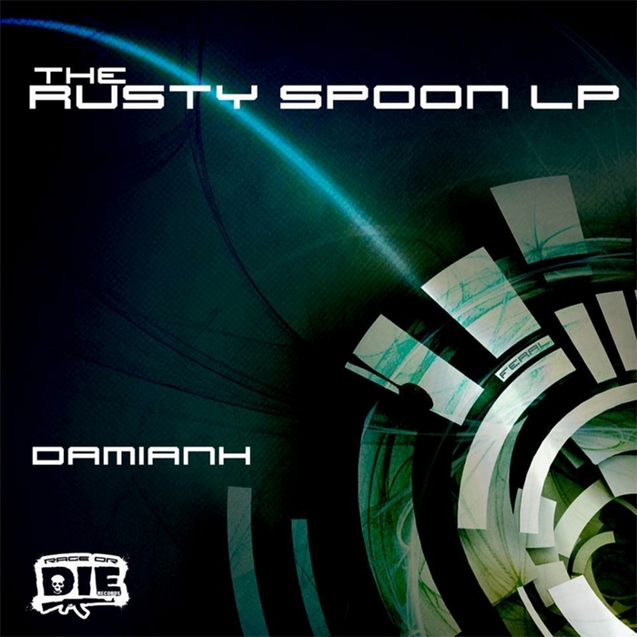 DAMIANH - The Rusty Spoon LP