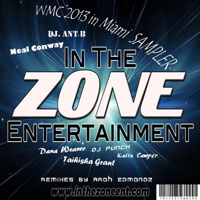 VARIOUS - In The Zone: WMC In Miami 2013
