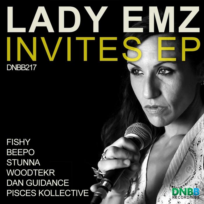 VARIOUS - Lady EMZ Invites EP
