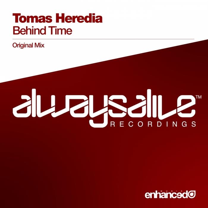HEREDIA, Tomas - Behind Time
