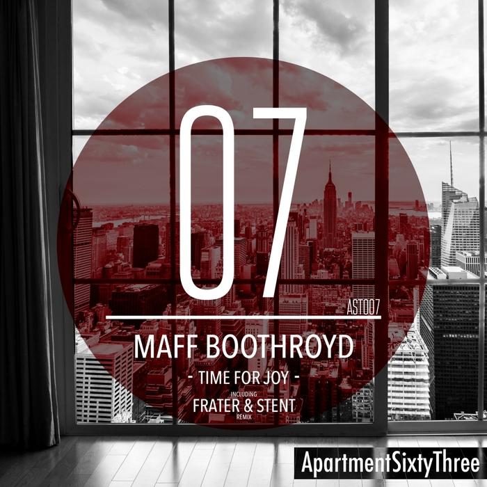 BOOTHROYD, Maff - Time For Joy