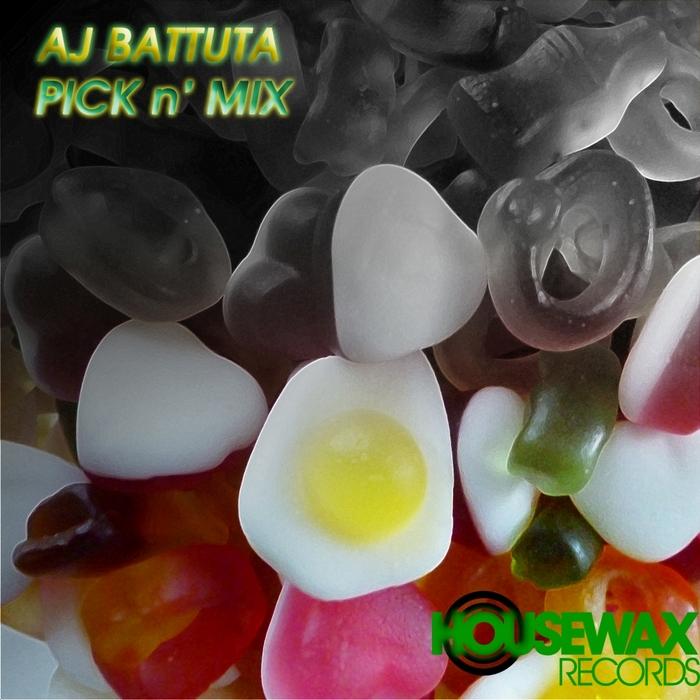 AJ BATTUTA - Pick N Mix