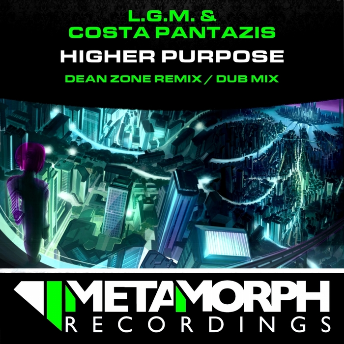 LGM/COSTA PANTAZIS - Higher Purpose