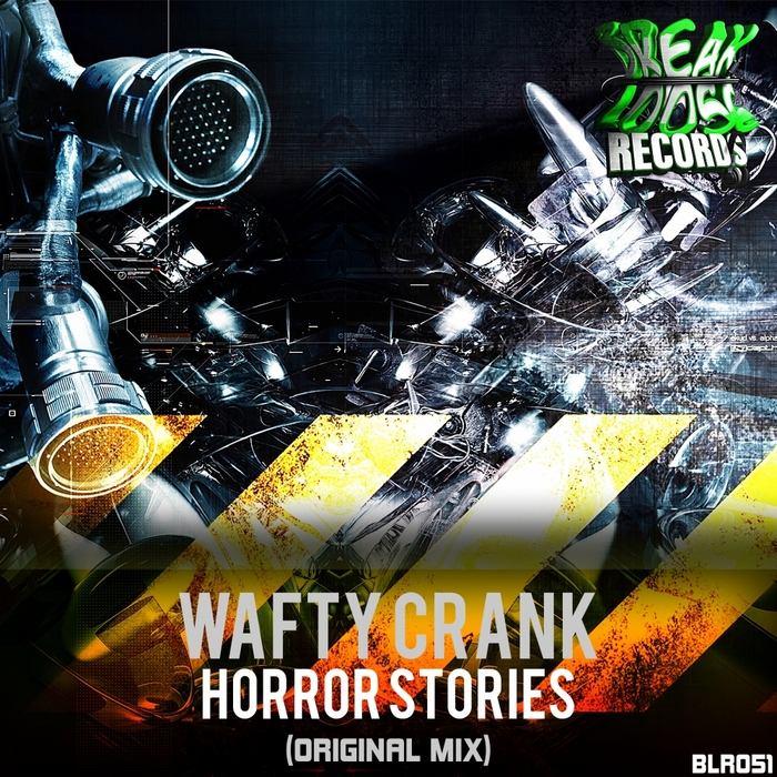 WAFTY CRANK - Horror Stories