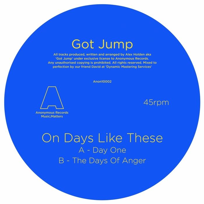 GOT JUMP - On Days Like These