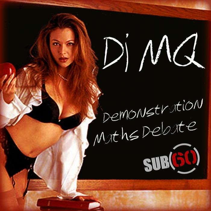 DJ MQ - Demonstration/Maths Debate