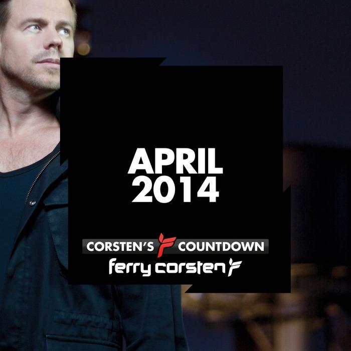VARIOUS - Ferry Corsten pres Corsten's Countdown April 2014