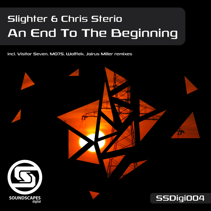 CHRIS STERIO/SLIGHTER - An End To The Beginning