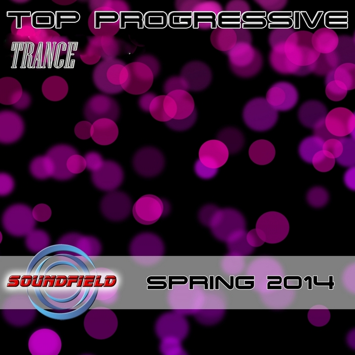 VARIOUS - Top Progressive Trance Spring 2014