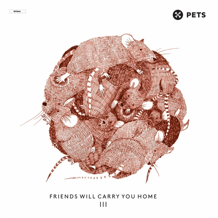 VARIOUS - Friends Will Carry You Home III - Part 3