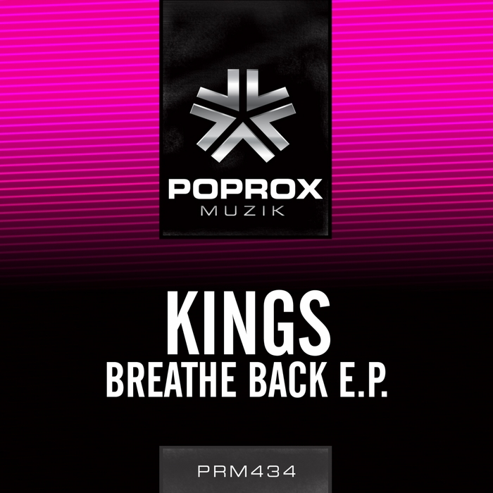 KINGS - Breathe Back EP