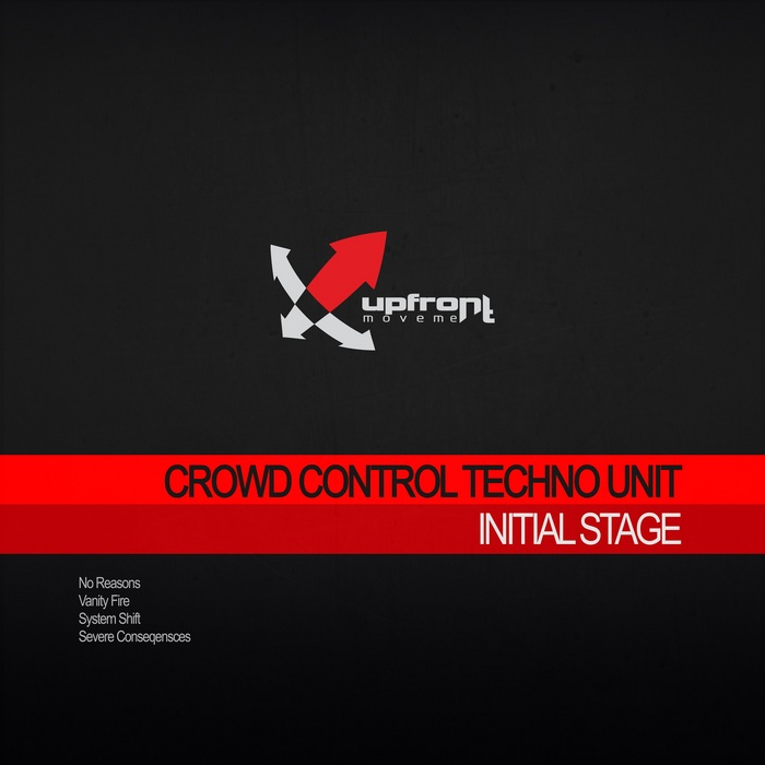 CROWD CONTROL TECHNO UNIT - Initial Stage