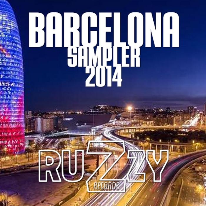 VARIOUS - Barcelona Sampler 2014
